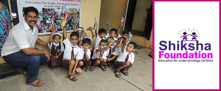 Shiksha Foundation NGO Events